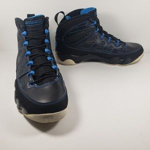 Nike Shoes - Nike Air Jordan 9 2012 Retro Photo Blue 302370-007